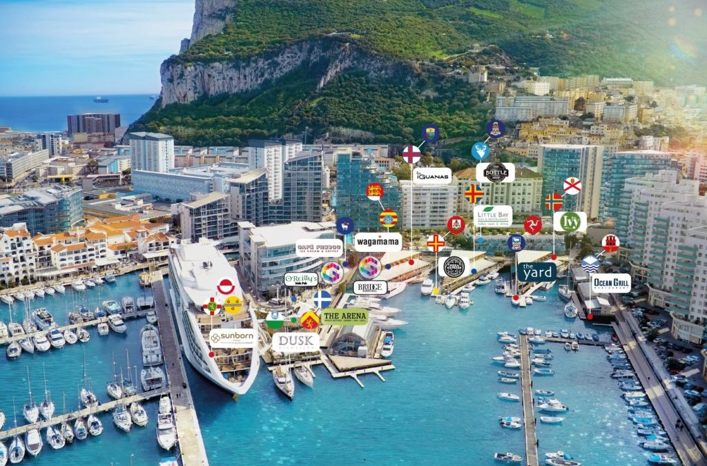 ISLAND GAMES 2019 PROMOTIONS AT OCEAN VILLAGE