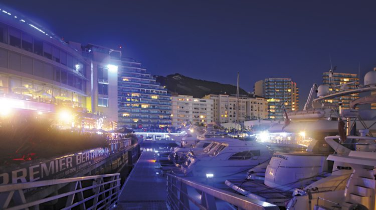 GIBRALTAR'S ULTIMATE SUCCESS STORY: OCEAN VILLAGE